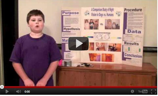 Dog Training Science Fair Projects