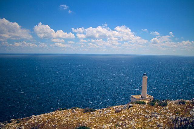 Lighthouse - Santa Maria di Leuca - Puglia - Italy