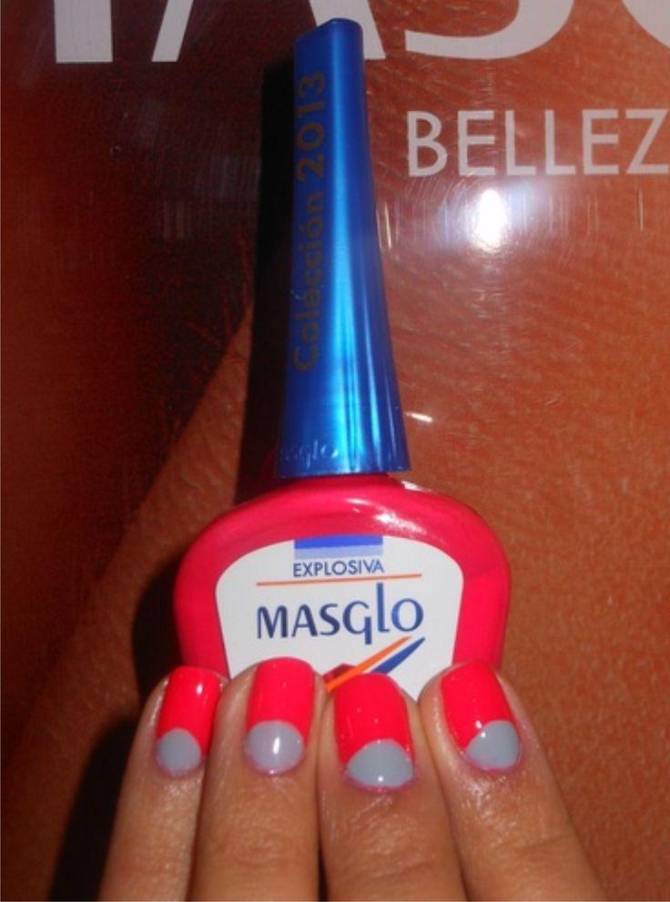 EXPLOSIVA + FAMOSA #MASGLO