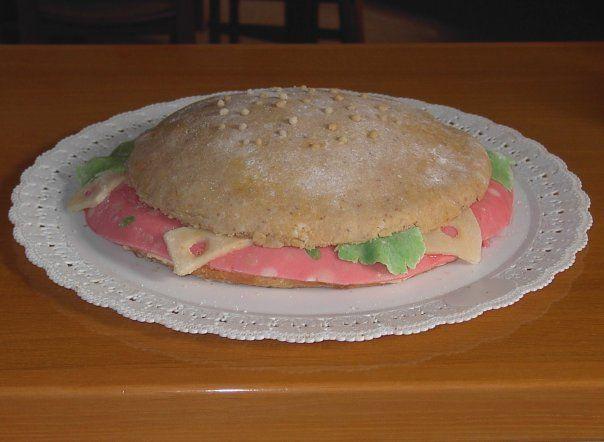 torta panino imbottito