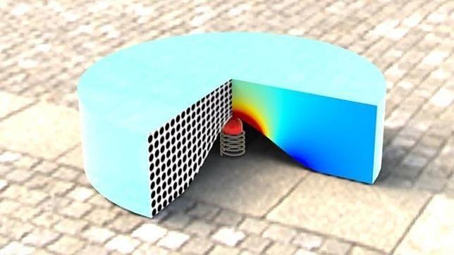 13 de diciembre de 2012: Diseñan la primera capa de elástica de invisibilidad.