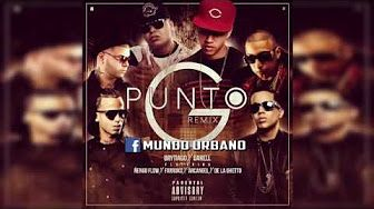 Punto G Remix Video Oficial - Brytiago x Darell, Arcangel, Farruko, De La Ghetto Y Ñengo Flow - YouTube