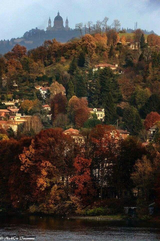 Outono em Turin