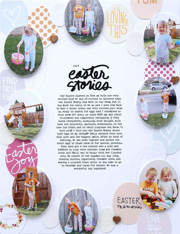 Easter Stories by PamBaldwin at Studio Calico