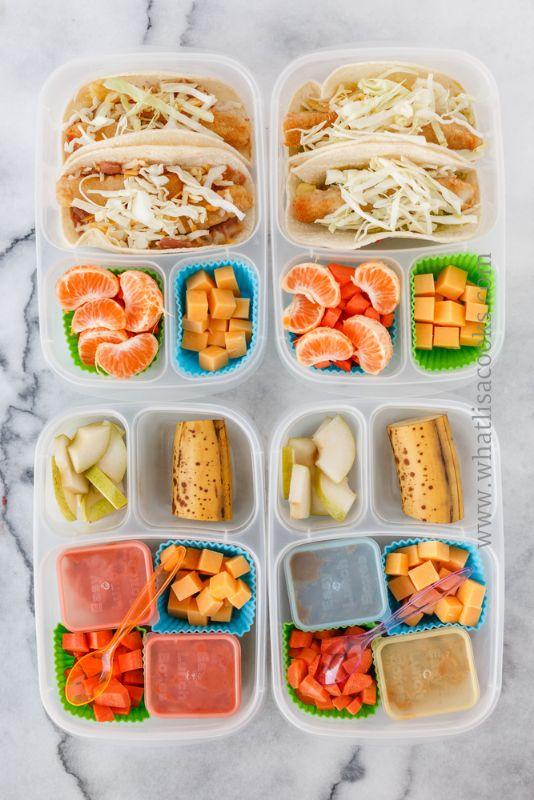 More than 2 Dozen Gluten Free & Grain Free School Lunch Ideas : Packed in @EasyLunchboxes