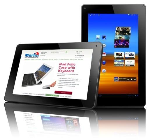НОВИНКА!  Новый Merlin Tablet PC с 8,9 дюймовым экраном!  Просматривать фильмы в HD качестве, играть в любимые игры, читать книги и пользоваться интернетом стало еще проще и удобнее. Невероятно быстрый процессор с тактовой частотой 1,0 ГГц A13 и 3D графическим ускорителем обеспечит наилучшую производительность вашей работы, просмотра веб-страниц, игр и образовательных программ.    http://merlin-digital.com.ua/it/tablet-pc/merlin-tablet-pc-8.html