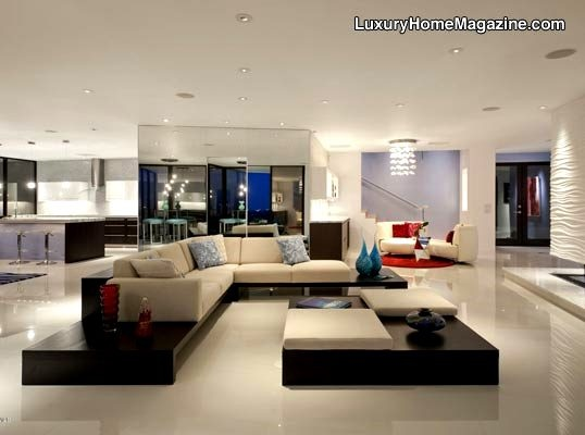 Straight lines and neutral colours home decor steve for Straight line interiors