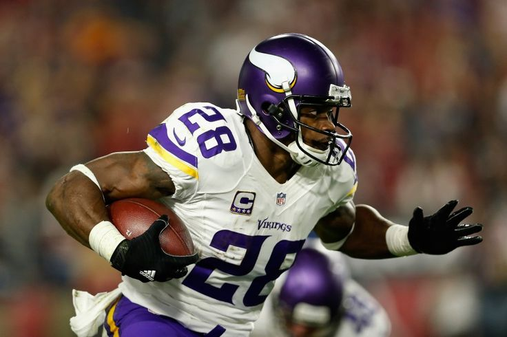 Adrian Peterson, citizen of the entire NFL. (Christian Petersen/Getty Images)  Adrian Peterson still is a member of the Vikings but might not be less than a month from now, when Minnesota can cut him and his $11.75 million salary for 2017. It's probably the right move considering... http://usa.swengen.com/still-a-viking-adrian-peterson-has-a-curious-interest-in-the-giants-roster-moves/