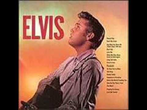Today 11-7 in 1956 - Elvis Presley hit the charts with 'Love Me.' The song was the first million-seller to make the charts without being released as a single. It was, instead, an EP (extended play) 45 rpm, with three other songs on it: Rip It Up, Paralyzed and When My Blue Moon Turns to Gold Again -- on RCA Victor.
