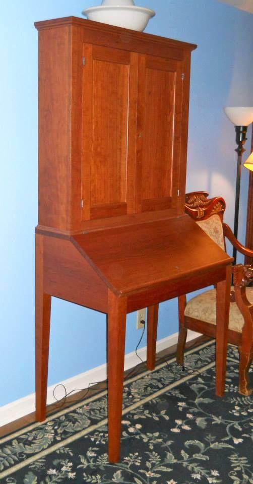 My reproduction of the plantation desk found at Shaker Village, Pleasant  Hill… - 10 Best Plantation Desk Images On Pinterest Antique Desk, Antique