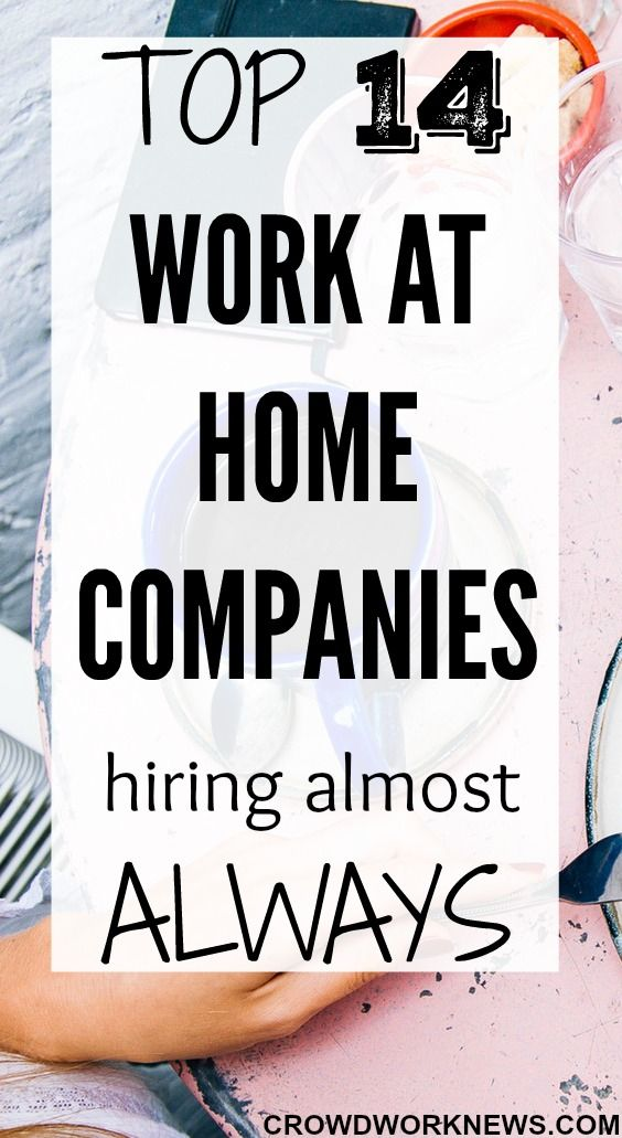 Want to find out which work at home companies hiring almost always? If you are looking for work at home jobs, then check out these 14 legitimate work at home companies which hire frequently. #workfromhome #remotework