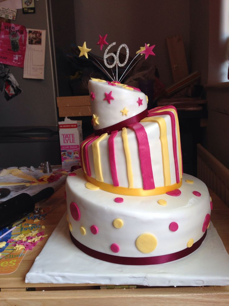 8 best 60th car cake images on Pinterest Anniversary cakes