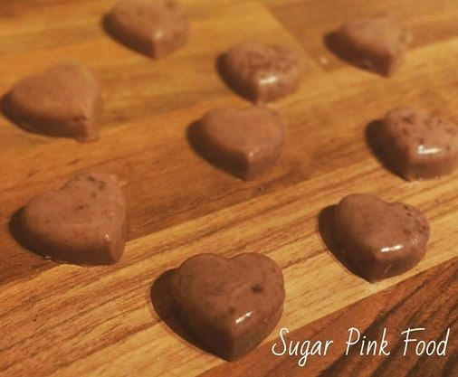 Sugar Pink Food: Recipe:- Slimming World Mint Hot Chocolate Jelly Treats