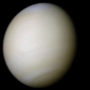 El planeta Venus.