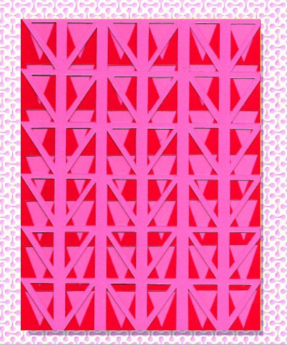 Diseño elaborados a base de papel de color Canson tamaño carta (21.59 cm por 27.94 cm), con soporte de carton piedra de 2,5 mm.  Solicitados a decoarmoniza@gmail.com  (envió a todo Chile)