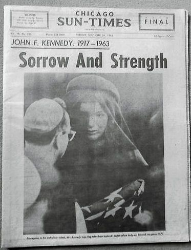 Chicago Sun-Times:  JFK's Funeral