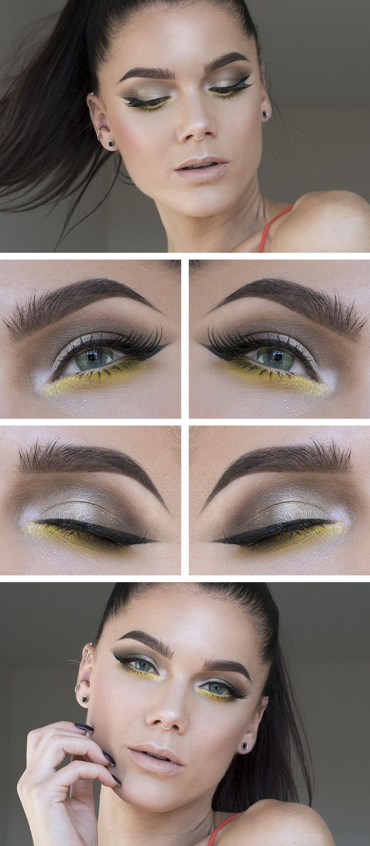 Todays look – Primary yellow