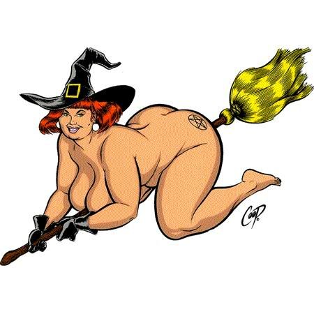 happy halloween photo:  FatWitch.jpg