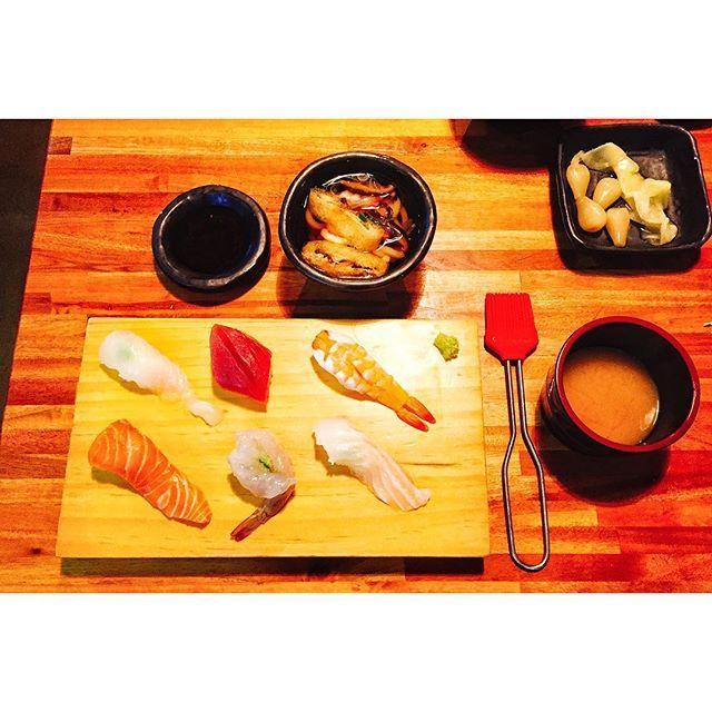 굿 점심, 1st plate- #서초 #비스트로어 #Sushi