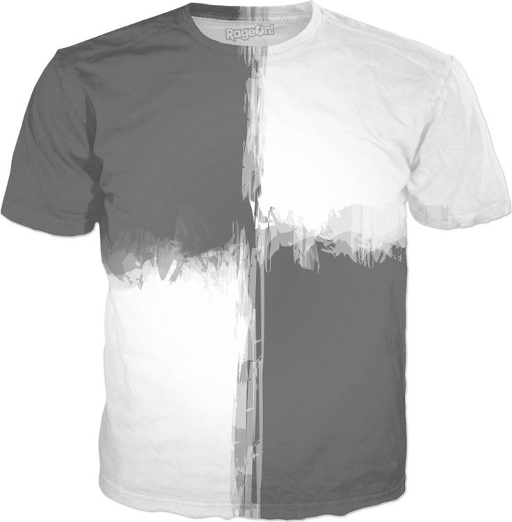 Quarters Grey T-Shirt by Terrella available at https://www.rageon.com/products/quarters-grey-t-shirt?aff=BSDc on RageOn!