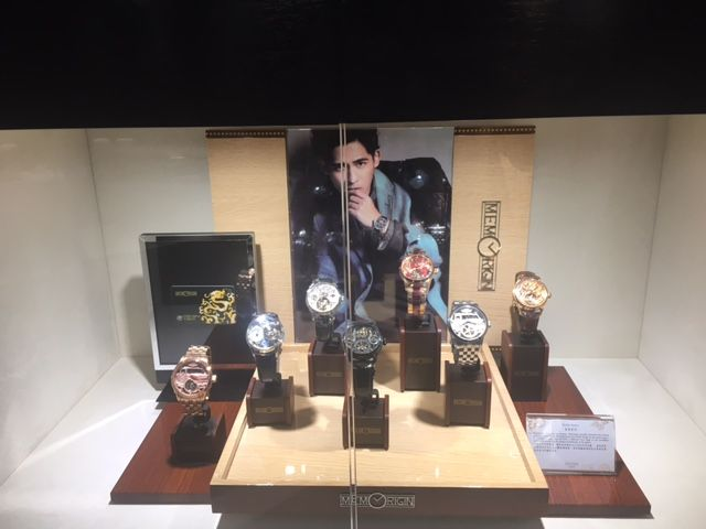 New range of watches in store now Franco Jewellers #Chadstone #Memorigin #luxurywatches #unionpay James Chen from Memorigin 萬希泉 Australia.  JEWELLERY WITH STYLE AND CONVICTION www.franco.com.au
