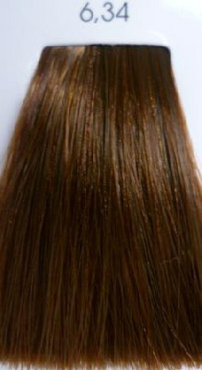 VopseaINOA 6.34 - Blond inchis auriu aramiu - 60ml