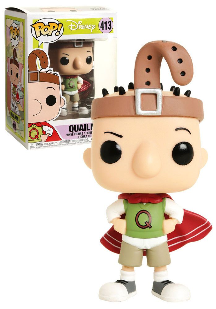 d7ba88c2d22 Details about Funko POP! Disney Doug (Nickelodeon)  413 Quailman ...