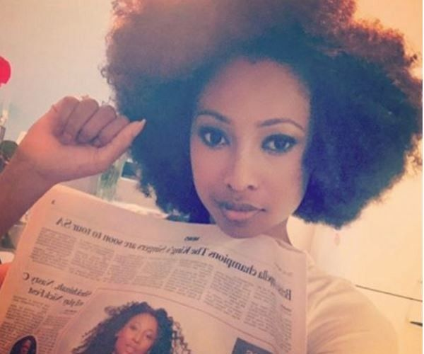 Enhle Mbali to star in upcoming Collen Chauke biopic
