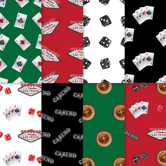 115 best images about casino party printables on pinterest for Themed printer paper