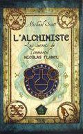 L'alchimiste, Michael Scott. (Pour lire le résumé: double clique sur l'image).