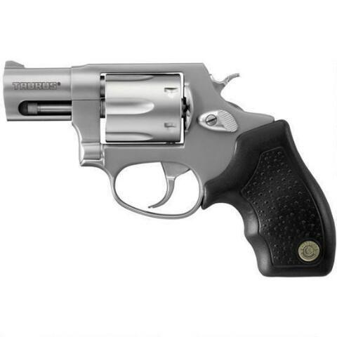 "Taurus M85 Revolver .38 Special +P 2"" Barrel 5 Rounds Steel Frame Black Rubber Grip Matte Stainless Finish 2-850029FS - 2850029FS - 725327611271"