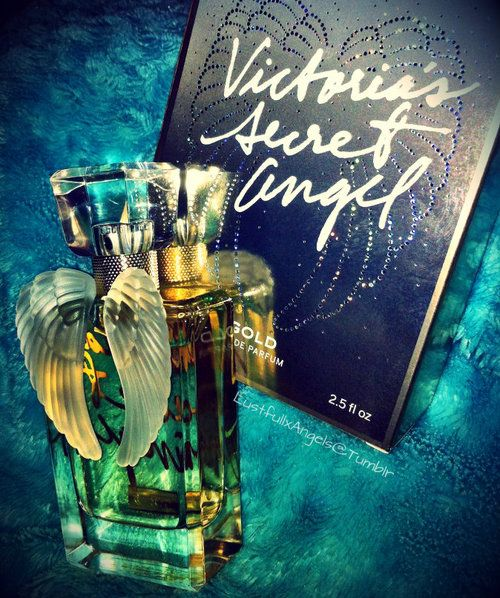 Victoria's Secret angel wings perfume fragrance