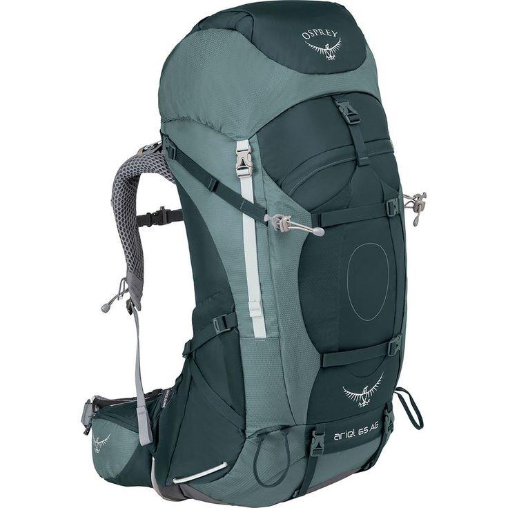 Osprey Packs - Ariel AG 65L Backpack - Women's - Boothbay Grey