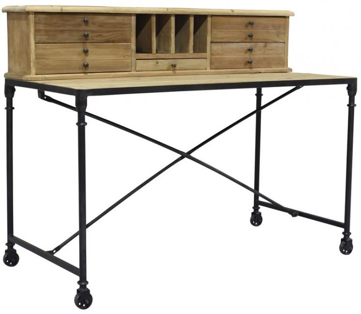Products / Furniture / Desks / Workstations Leicester Desk | Block and Chisel : Furniture, Interiors, Decor - Cape Town and Johannesburg