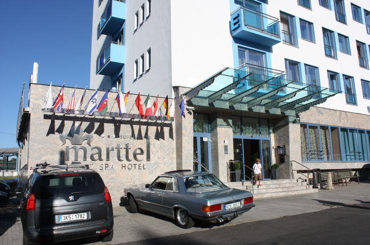 Spa Hotel Marttel - Karlovy Vary  www.hotelmarttel.cz Lázeňský / SPA hotel  3* Superior