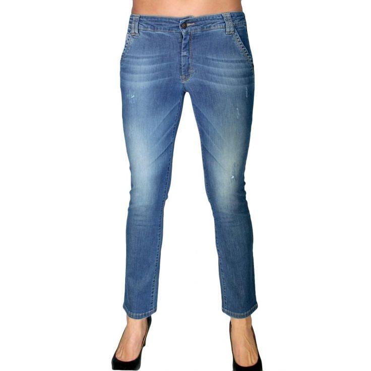 SARAH LAWRENCE Ελαστικό skinny τσίνος παντελόνι