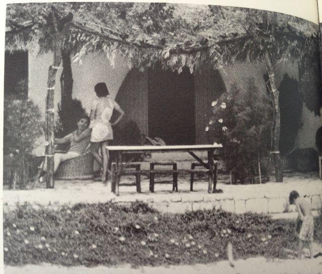 Rare Vintage: RARE vintage is on Skorpios with Jackie and Lee