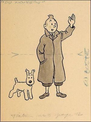 Tintin (Hergé)http://www.youtube.com/watch?v=nQY-7AbgUwU    le secret de l´Unicorne   La crabe d´or .   http://www.youtube.com/watch?v=inYImy8n1T8