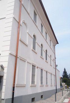 Decorazioni architettoniche per facciate ed esterni