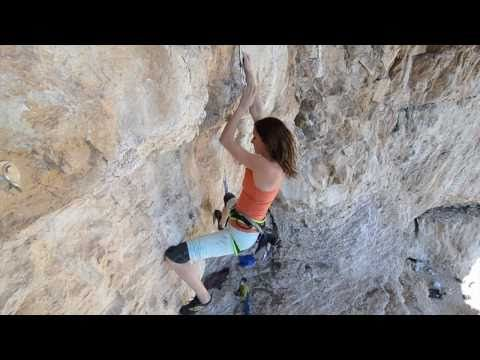 Heather Robinson: Balance. A 4 min video that just introduces Heather as a rockclimber in Vegas and shows her accomplishes her first ascent on Power Window. As a beginner rockclimber it is empowering to watch another female conquer such a challenging climb. Also watching her technique has given me some insight on how to further my own rock climbing skill.
