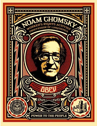 Noam Chomsky - Obey