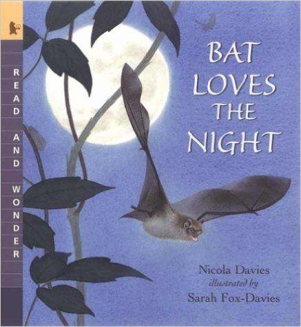 Bat Loves the Night: Read and Wonder: Nicola Davies, Sarah Fox-Davies: 0732483004380: Amazon.com: Books