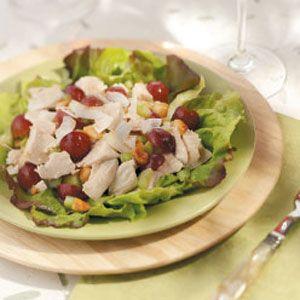 Exotic Chicken Salad Recipe
