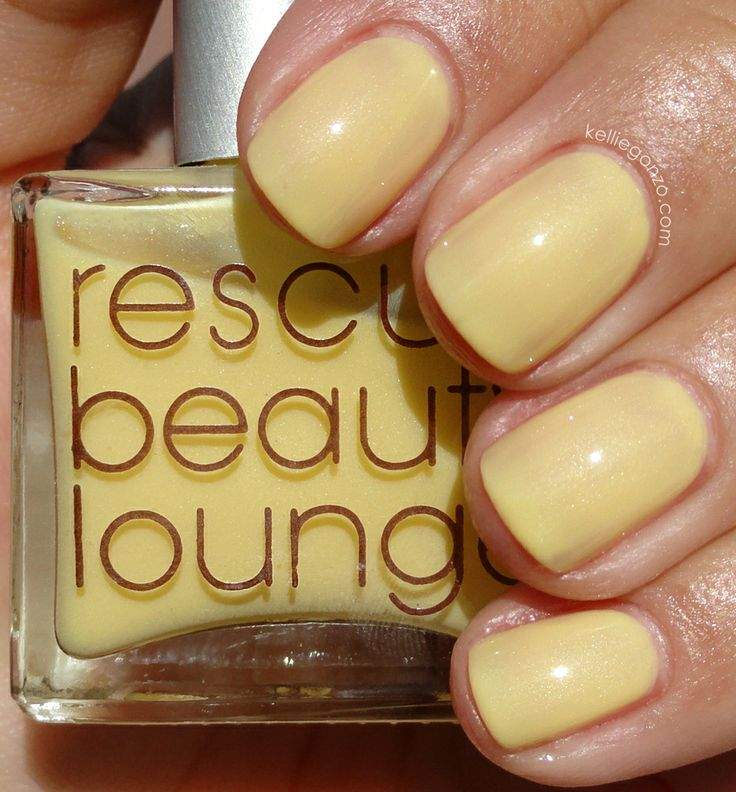 Nail Art Lounge: Rescue Beauty Lounge - Spongebob Collection