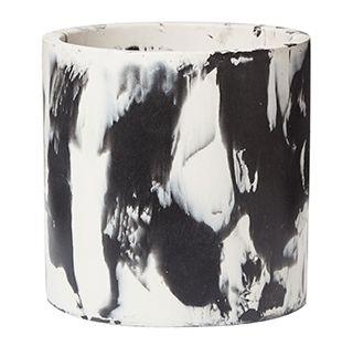 Zakkia Cloud Pot // Vase for flowers // Black and white // Shop now
