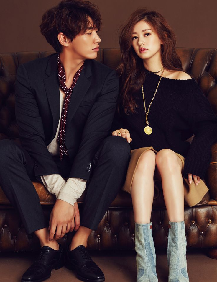 Kim Young Kwang & Jung So Min CéCi Korea Magazine September Issue '15