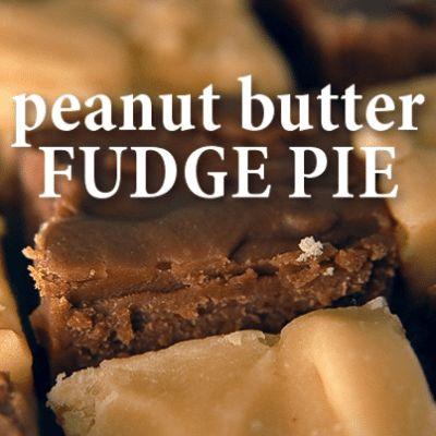 땅콩 버터 초콜릿 - pie-