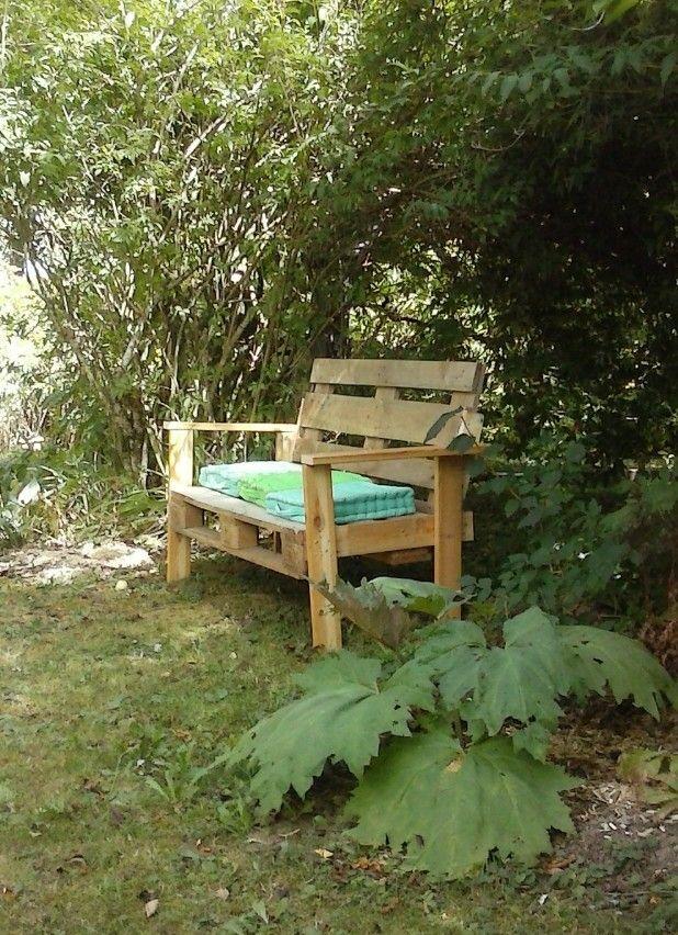 Fixias.com | Neue Gartenbank Streichen_192220 ~ Eine interessante ...