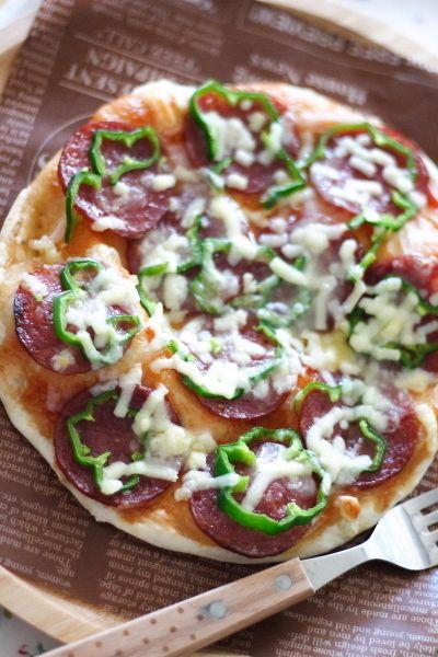 こんな簡単なら断然手作り!カリッカリに焼けるクリスピーピザ