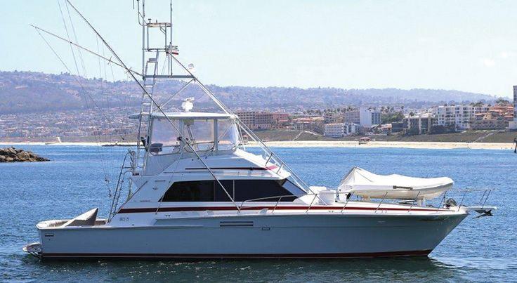 54' Bertram Sport Fisher 1985 | Brokerage Yachts - Crow's Nest Yachts